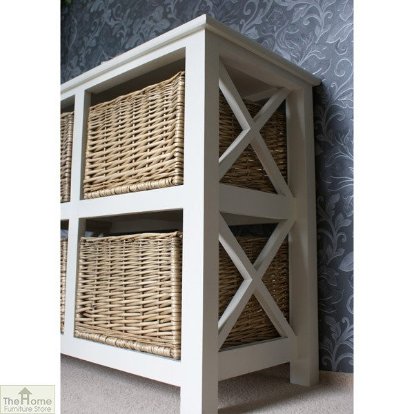Gloucester Petite 4 Basket Storage Unit_3
