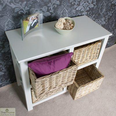 Gloucester Petite 4 Basket Storage Unit_5