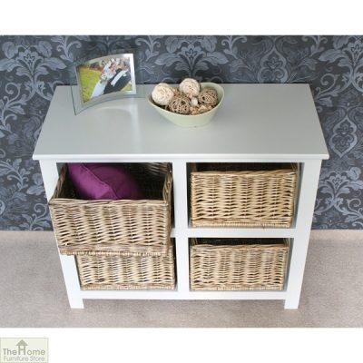 Gloucester Petite 4 Basket Storage Unit_6