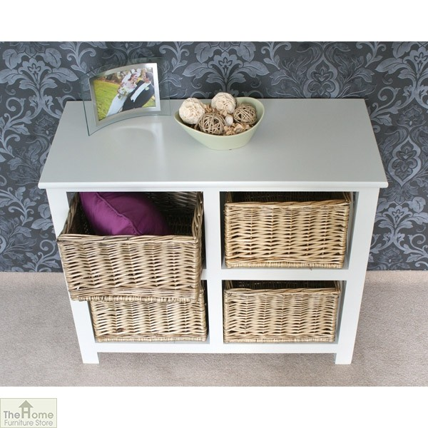Gloucester Petite 4 Basket Storage Unit_6