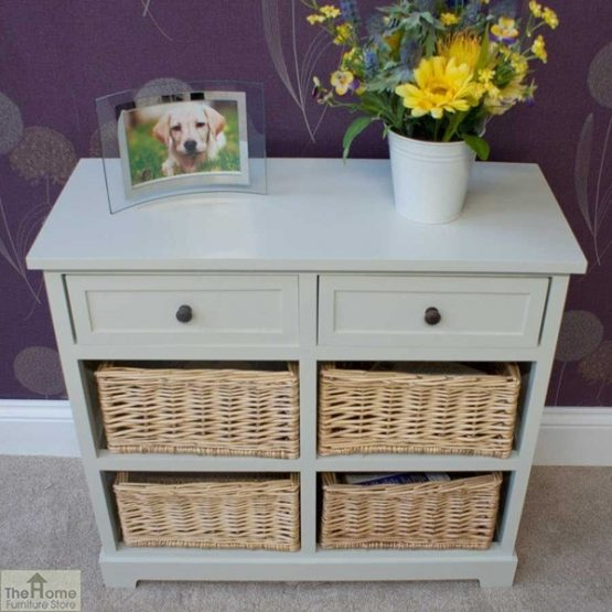 Gloucester 2 Drawer 4 Basket Storage Unit_2