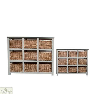 Gloucester Petite 9 Drawer Storage Unit_12