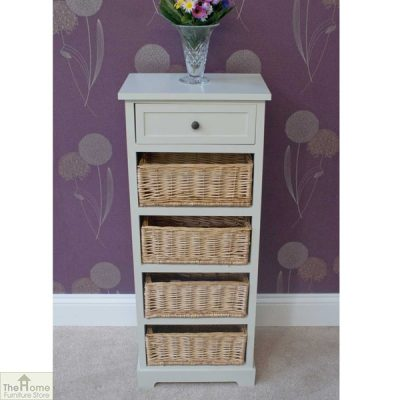 Gloucester 1 Drawer 4 Basket Unit_2