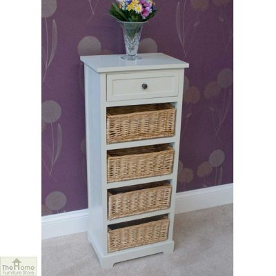 Gloucester 1 Drawer 4 Basket Unit_3