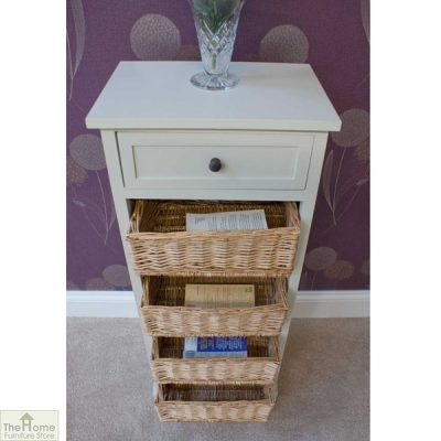 Gloucester 1 Drawer 4 Basket Unit_5