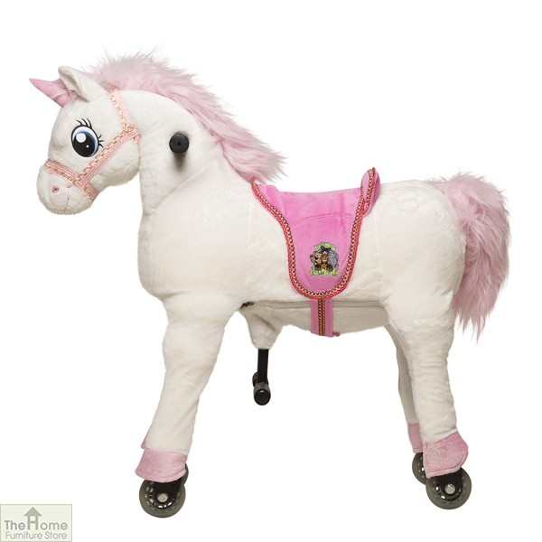 Ride On Unicorn Toy For Children The Home Furniture Store