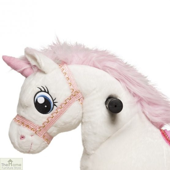 Ride On Unicorn Toy For Children_2