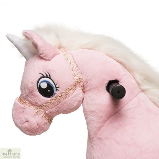 Ride On Unicorn Toy For Children_5