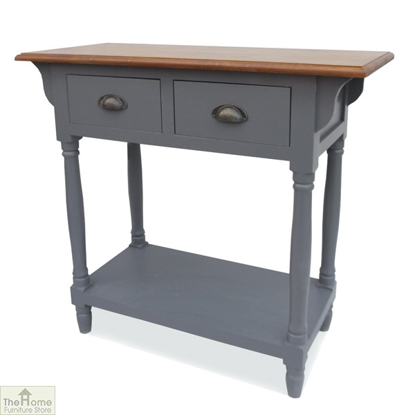 Casamoré Henley Grey Console Table
