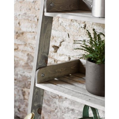 Wooden Shelf Ladder_3