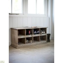 Chedworth 8 Shoe Locker Storage Unit