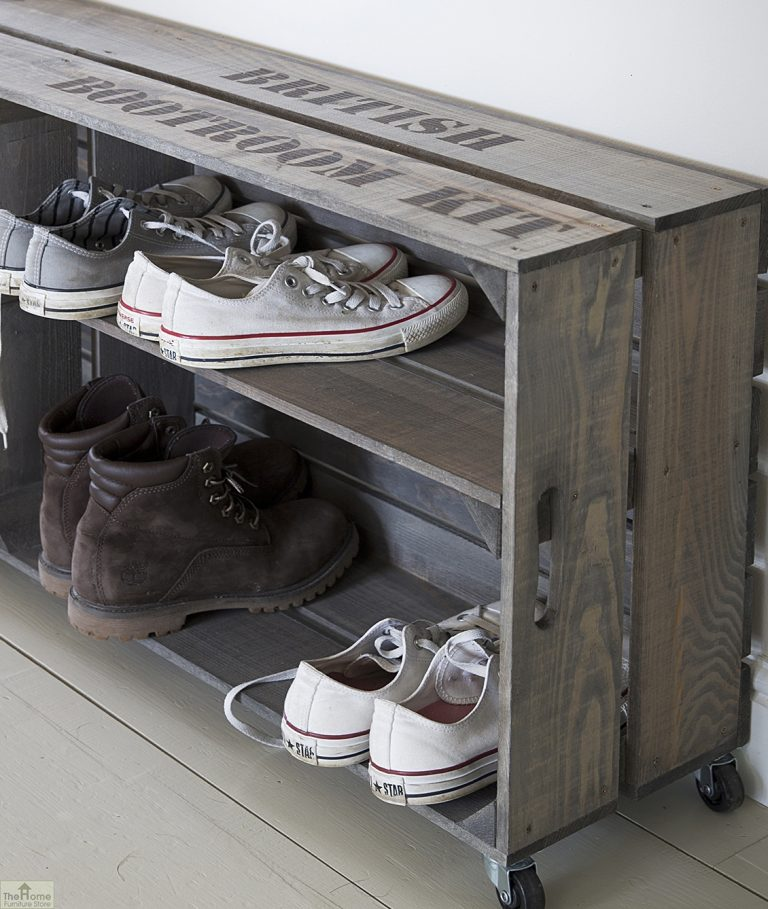 Vintage Welly/Shoe Crate_2