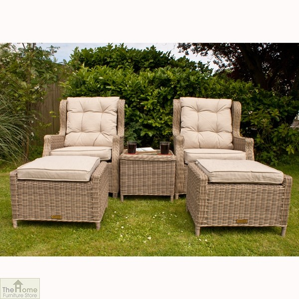 Casamor corfu reclining armchair set the home furniture store Home furniture outlet uk