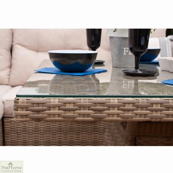 Casamoré Milan Natural Petite Corner Dining Set_6