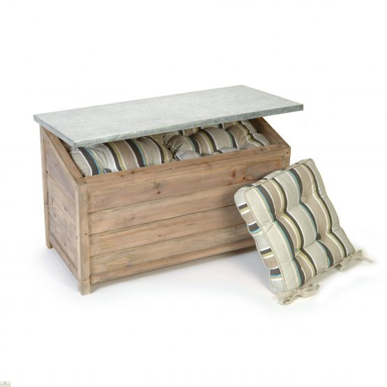 Outdoor Wooden Storage Box Unit_3