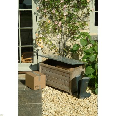 Large Outdoor Wooden Storage Unit_1