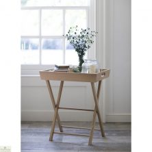 Hambledon Raw Oak Butlers Tray