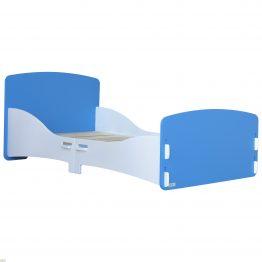 Junior Bed Frame Blue White_1