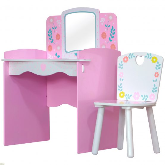 Country Cottage Dressing Table And Chair_2