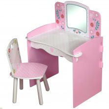 Country Cottage Dressing Table And Chair
