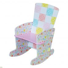 Country Cottage Childrens Rocking Chair