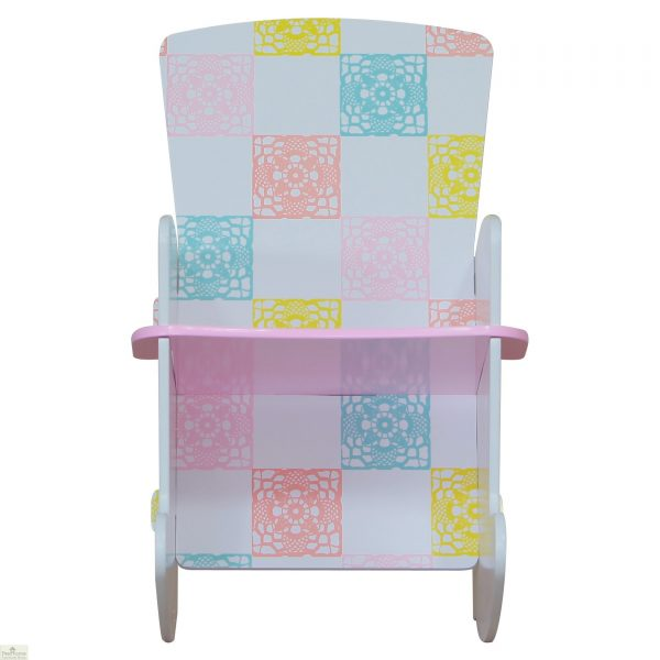 Country Cottage Childrens Rocking Chair_1