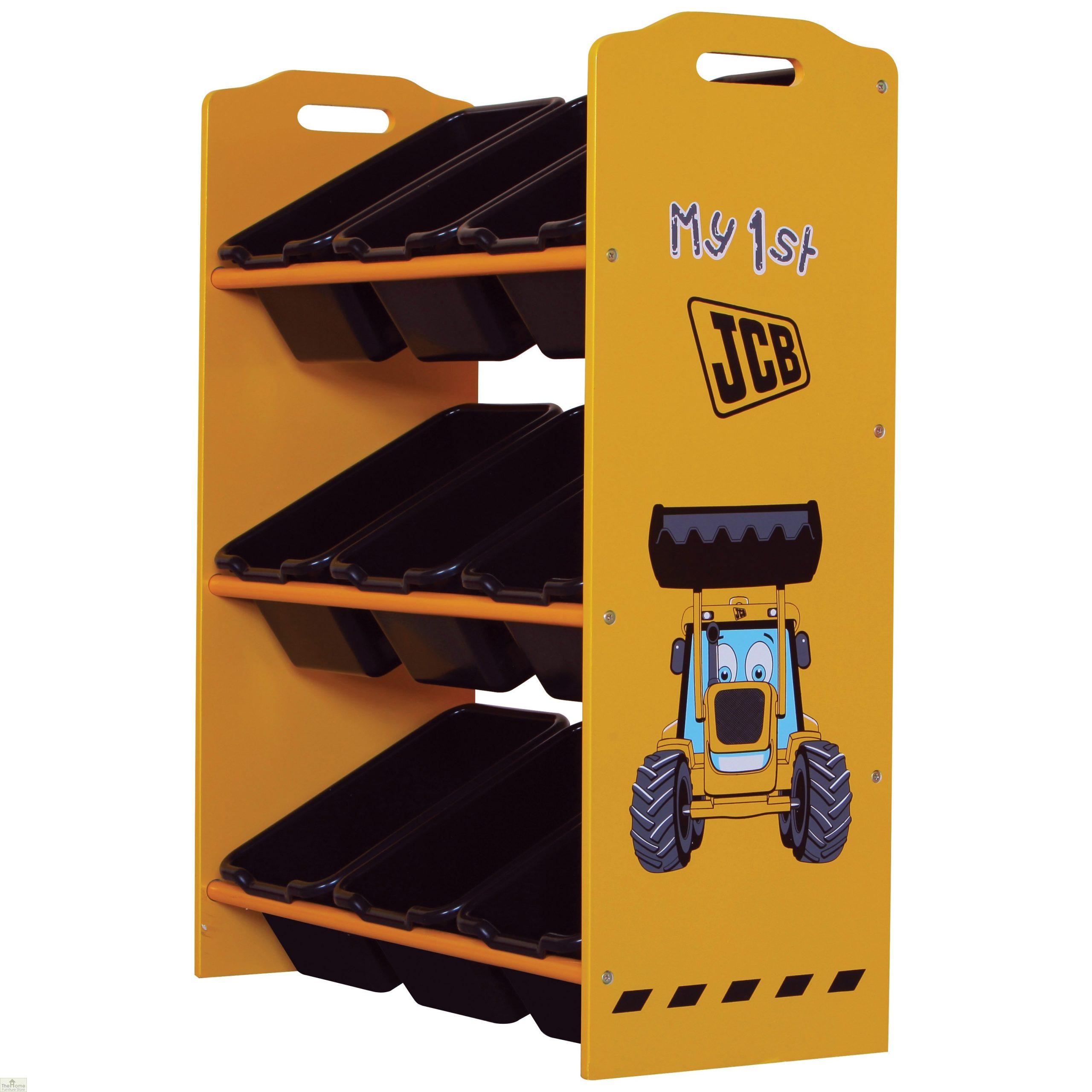 JCB 9 Bin Storage Unit