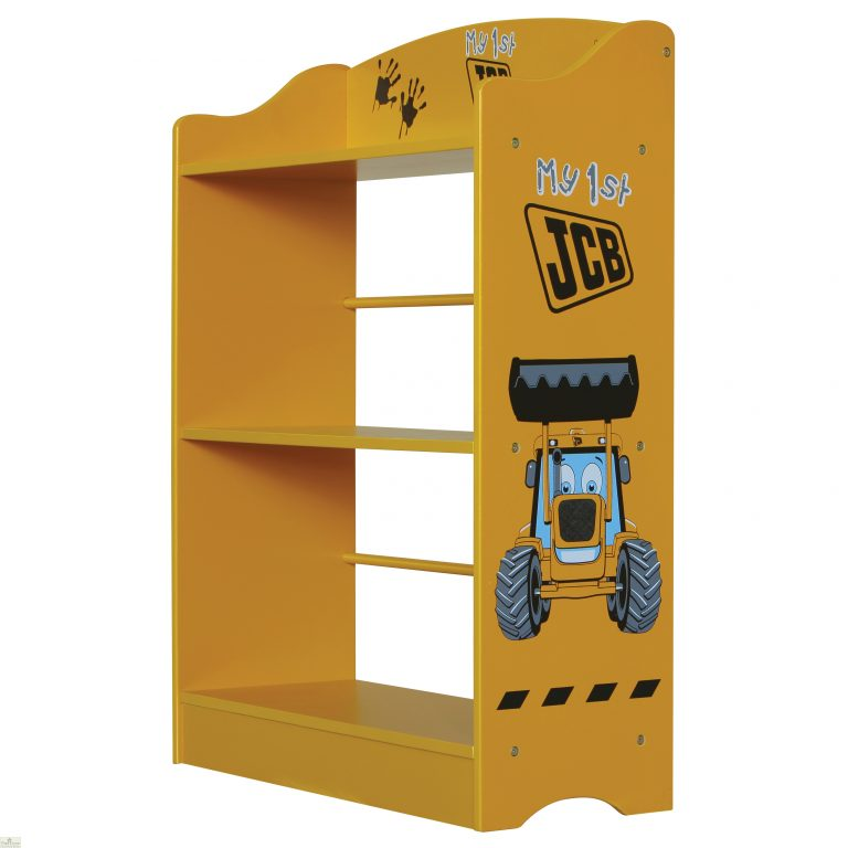 JCB Bookcase Storage Unit