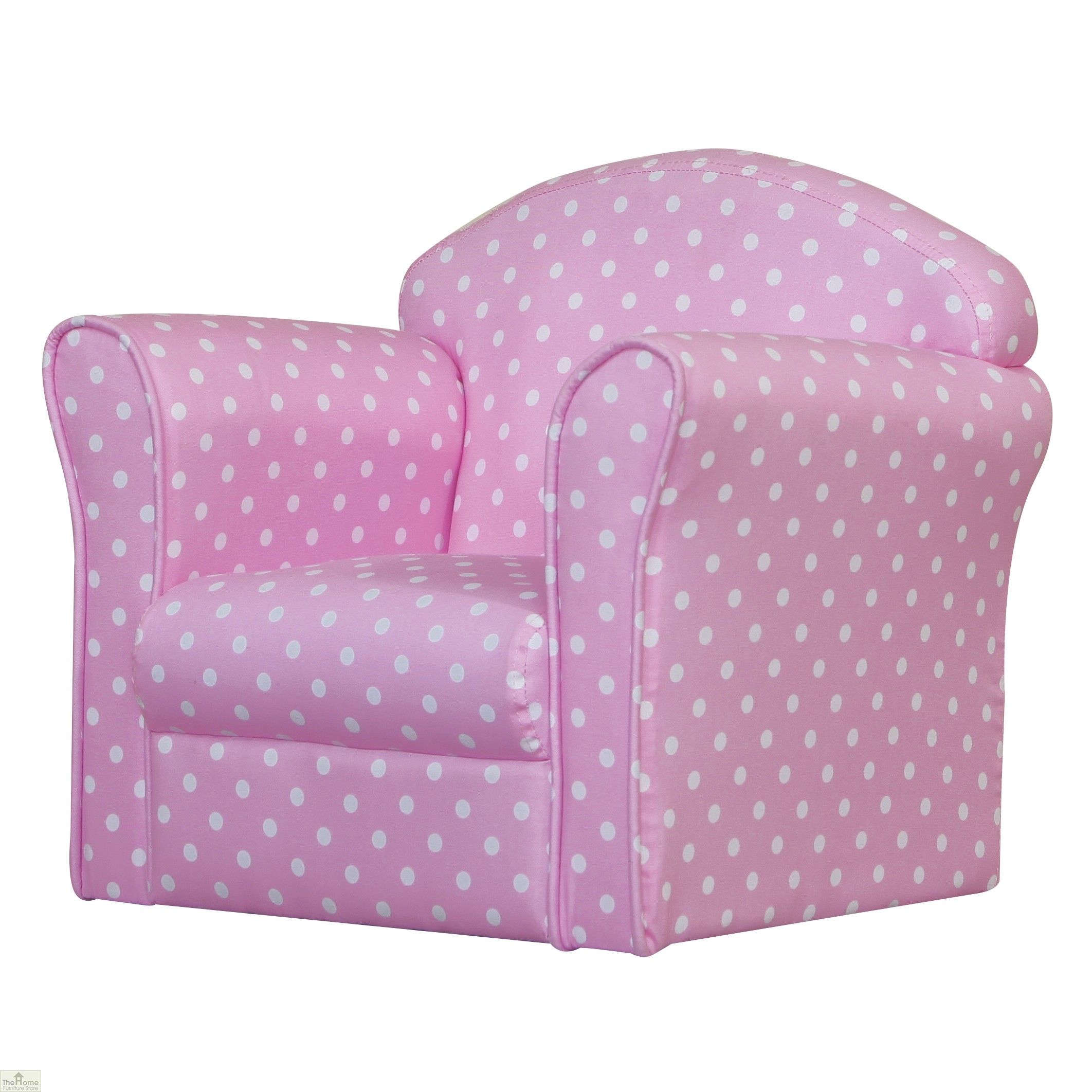Childrens Mini Armchair Pink