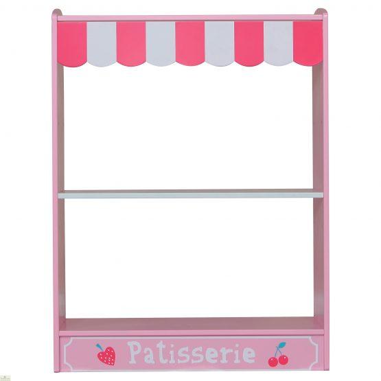 Patisserie Bookcase Display Unit_1