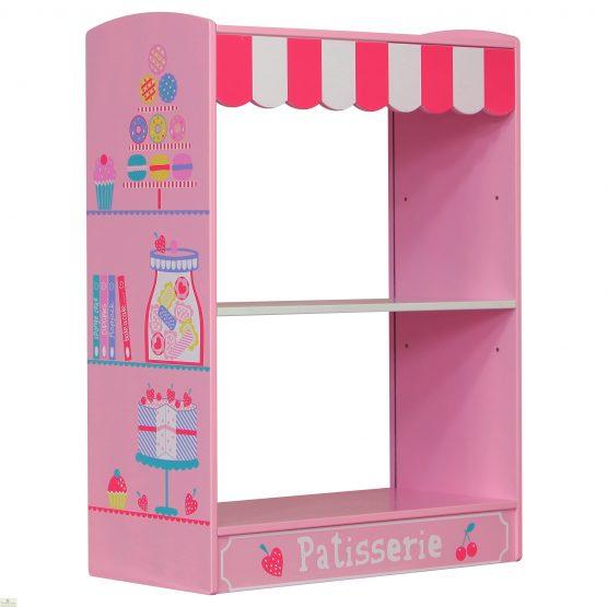 Patisserie Bookcase Display Unit_2