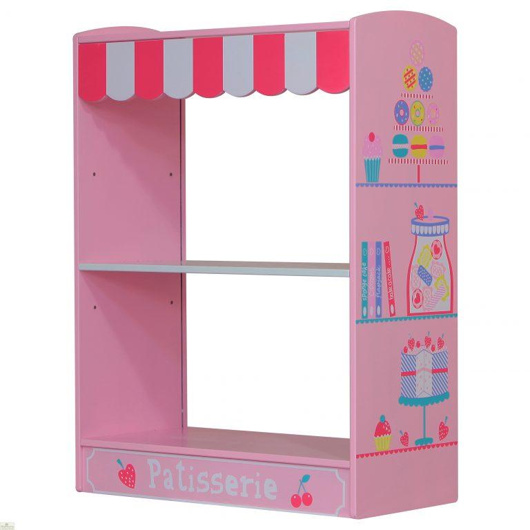 Patisserie Bookcase Display Unit