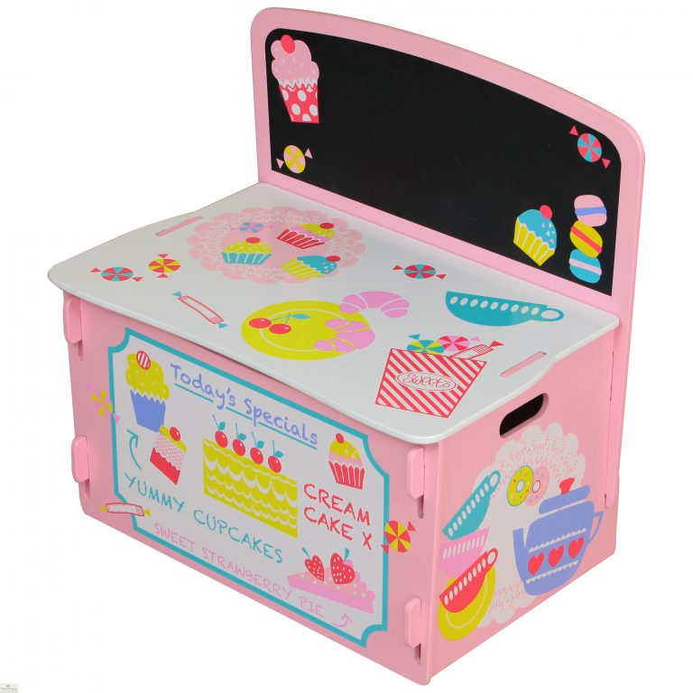 Patisserie Playbox Storage Unit
