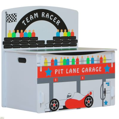 Childrens Racer F1 Playbox