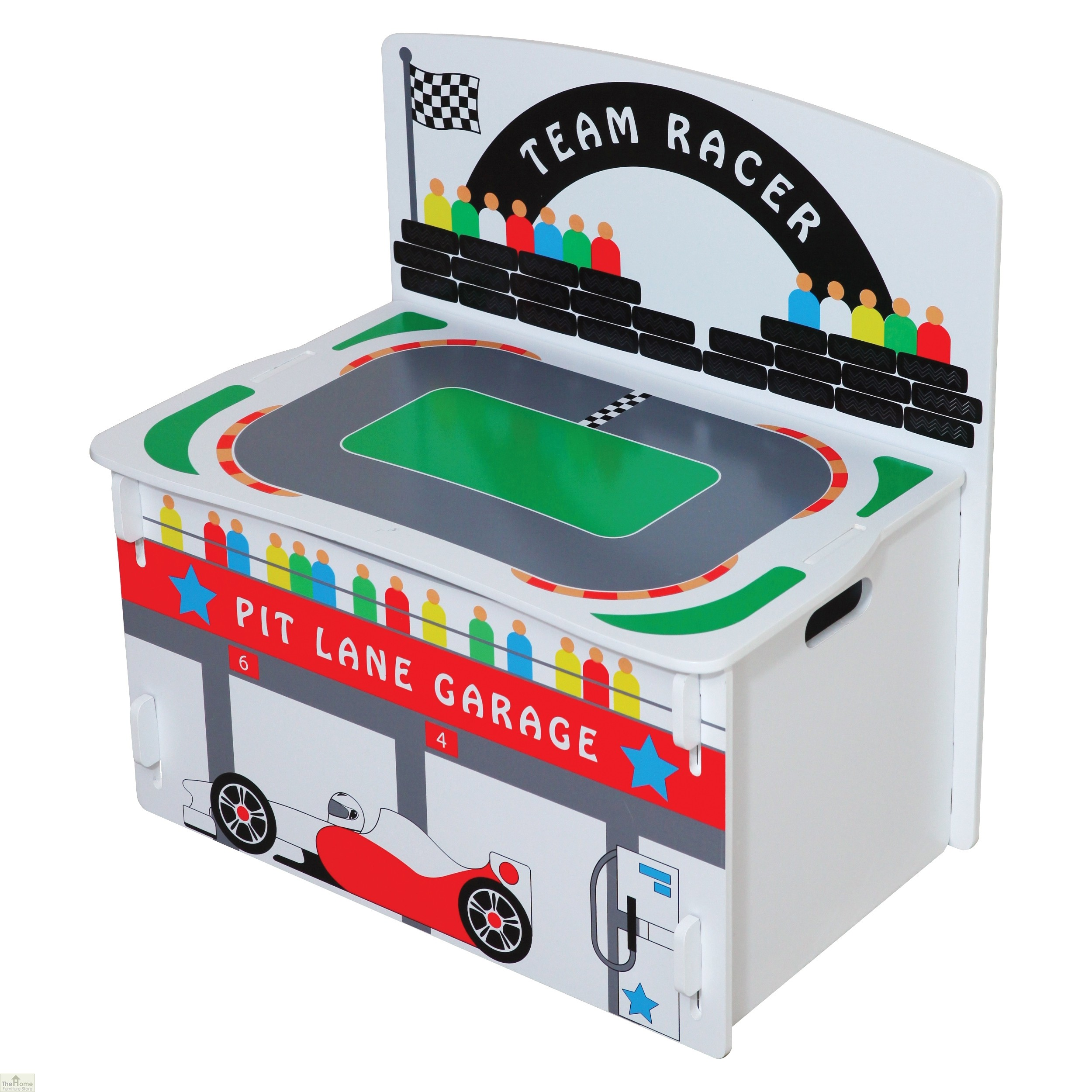 Childrens Racer F1 Playbox