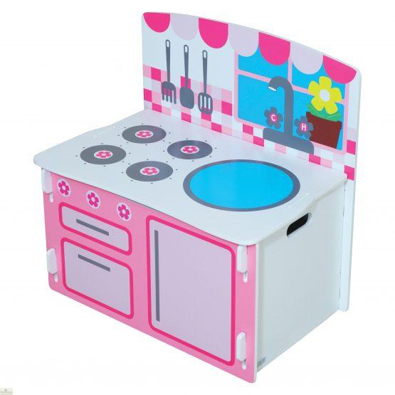 Childrens Kitchen Playbox