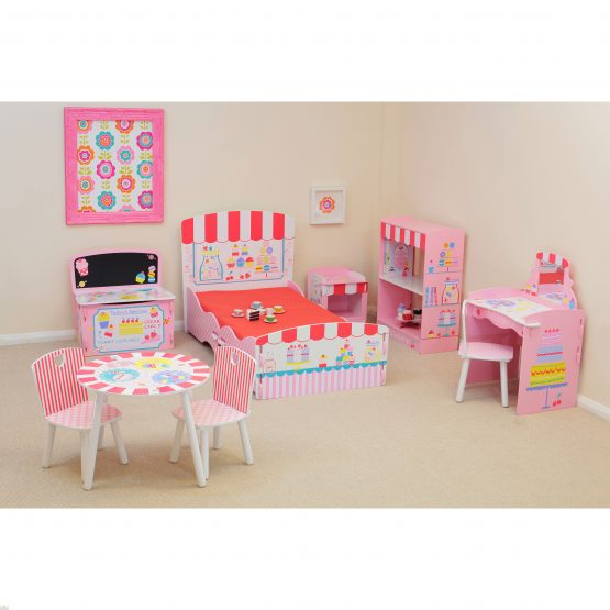 Patisserie Junior Bed Frame_3