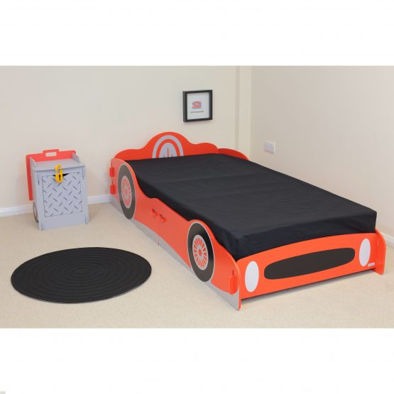 Racing Car Single Bed Frame_3