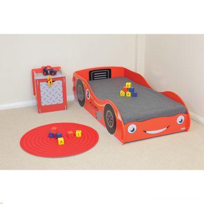 Racing Car Junior Bed Frame_3