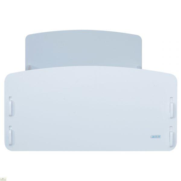 Junior Bed Frame White_1