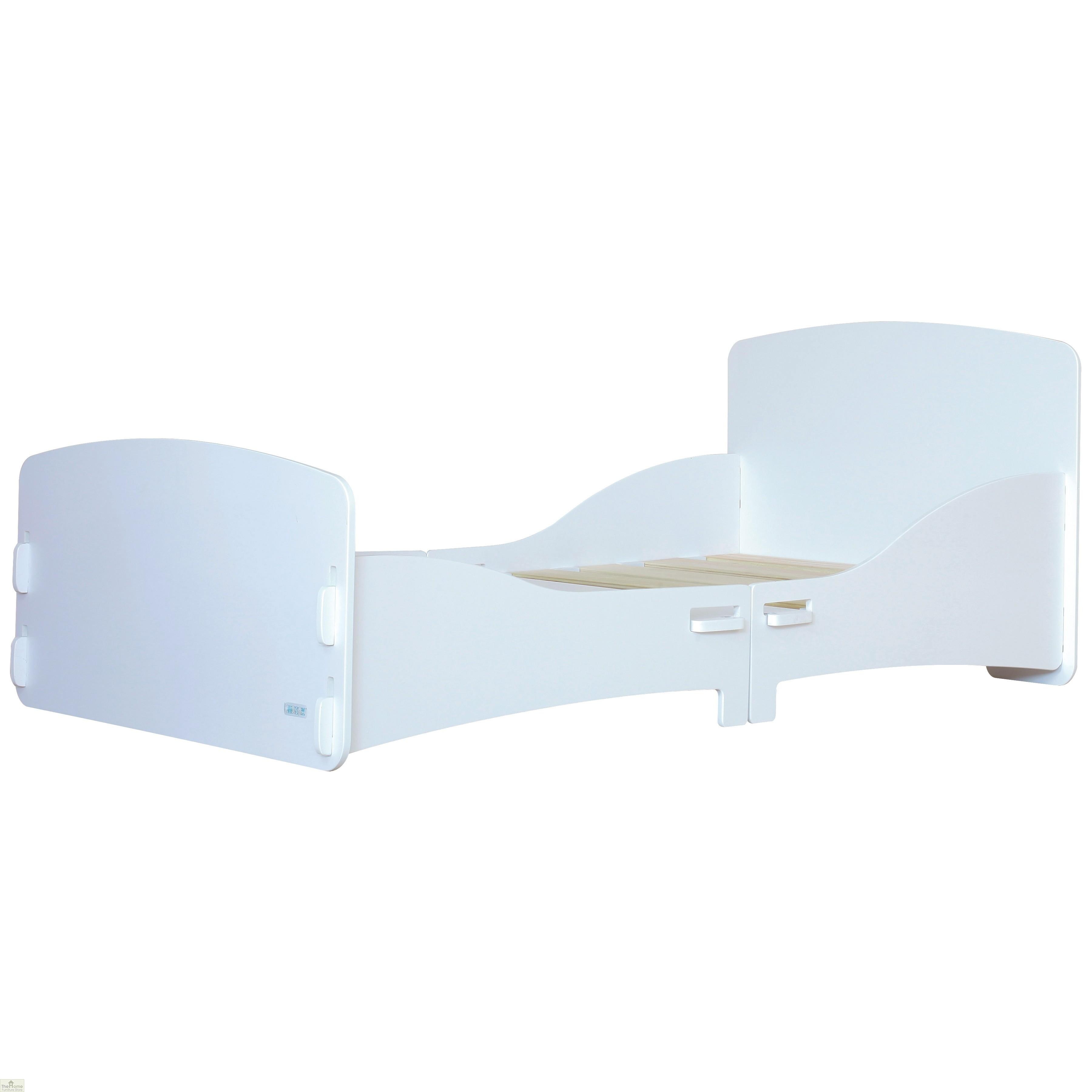 Junior Bed Frame White