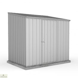 Medium Metal Garden Shed_1