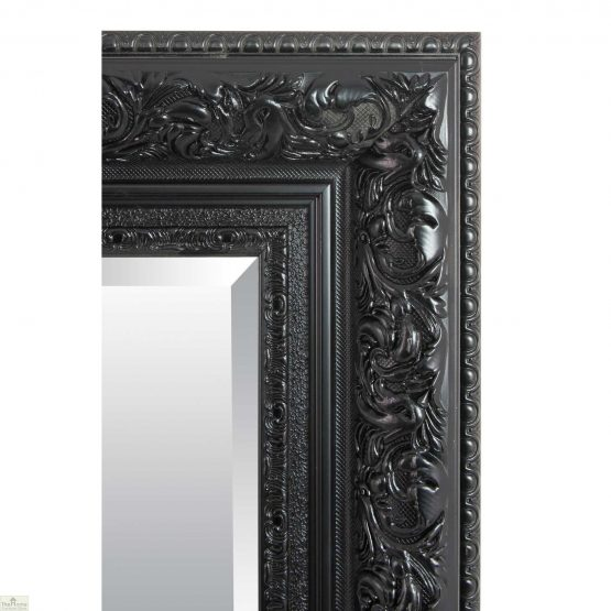 Antique Style Carved Mirror_2