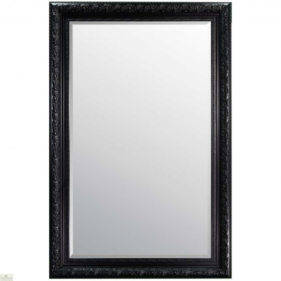 Antique Style Carved Mirror