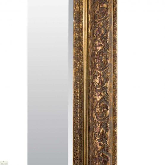 Antique Style Carved Mirror_4