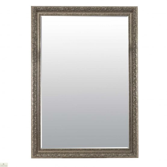 Antique Style Carved Mirror_6