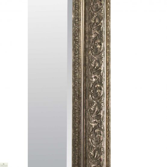 Antique Style Carved Mirror_7