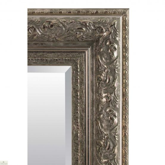 Antique Style Carved Mirror_8