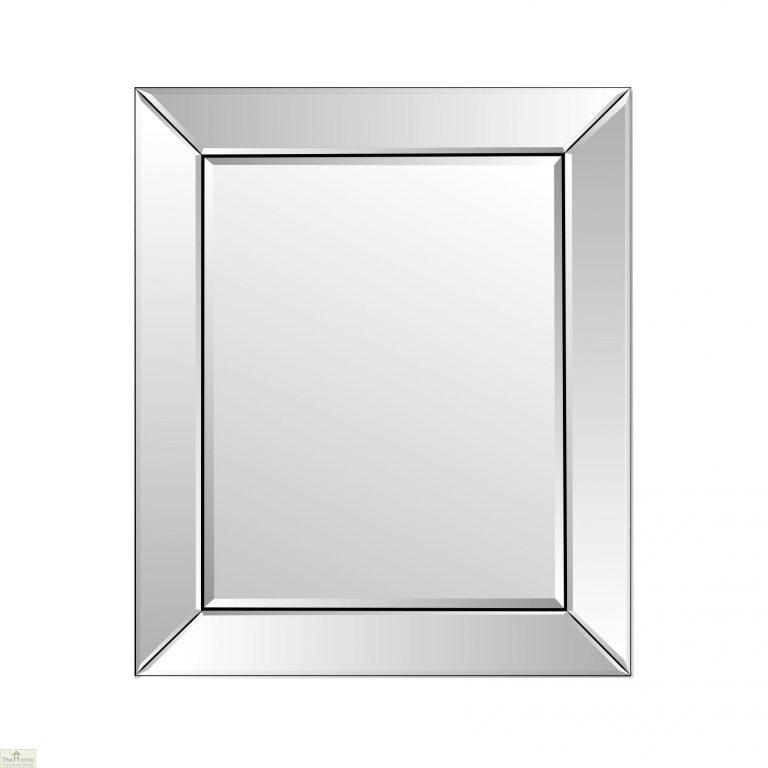 Frameless Venetian Mirror