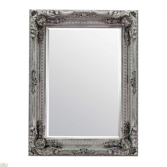 Carved Louis Mirror
